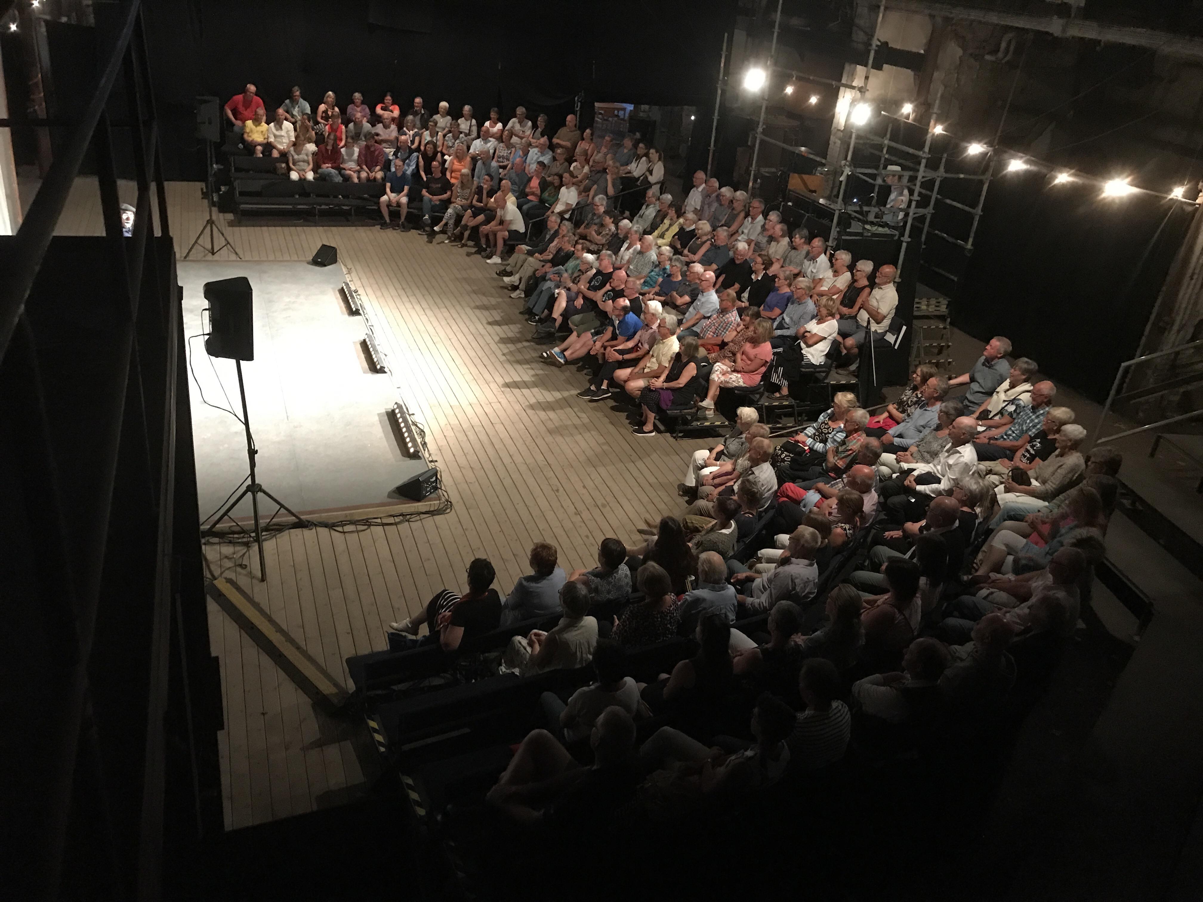 Gjuteriet - Musik & Teater
