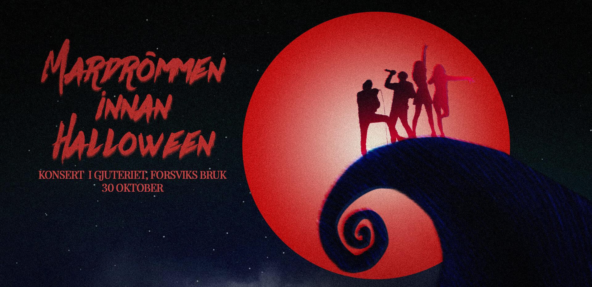 Mardrömmen innan Halloween